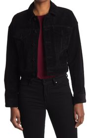 G-STAR RAW Cropped Woven Jacket