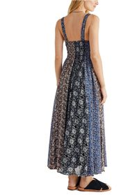 Free People Come Together Midi Dress