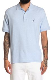 Nautica Solid Interlock Polo