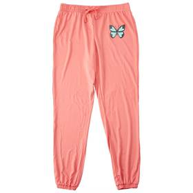 Girls (7-16) No Comment Yummy Hip Hit Joggers