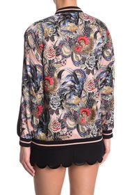 RED Valentino Initial Applique Jacket