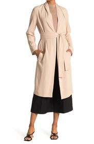 BOSS Capaly Belted Trench Coat