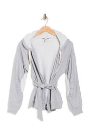 BCBGeneration Wrap Sweatshirt Cardigan