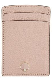 kate spade new york polly leather card holder