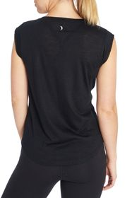 Jessica Simpson Trisha Cap Sleeve Scoop T-Shirt
