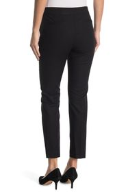 RED Valentino Solid Colorway Straight Leg Pants