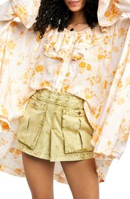 Free People Lorretta Printed Tunic