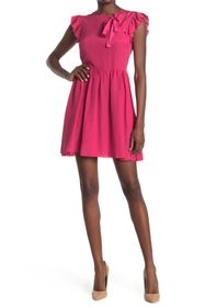 RED Valentino Laced Front Dress