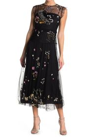 RED Valentino Enchanted Reptiles and Birds Hand Em