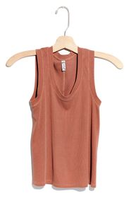 Free People Scoop Neck Tank