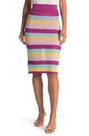 BCBGeneration Sweater Midi Skirt
