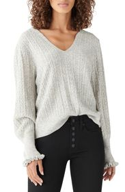 Lucky Brand Relaxed Peasant Sweater