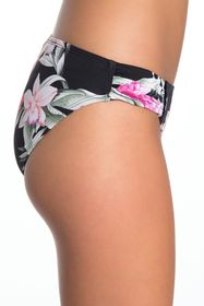 Tommy Bahama Ginger Flowers Side-Shirred Hipster B