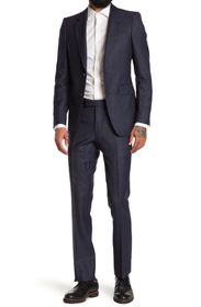 Burberry Shacklewell Slim Fit Suit