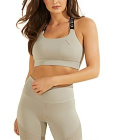 Logo-Tape Active Sports Bra