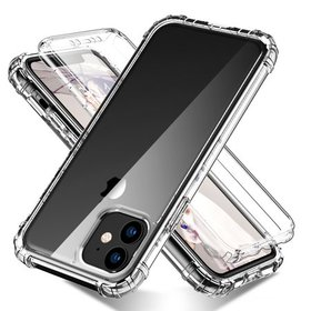 """iPhone 11 6.1"""" Case with Built in Screen Protector"""