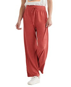 Women's Cloud Jersey Rib Mix Pants
