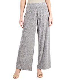 Spacedyed Knit Wide-Leg Pants, Created for Macy's