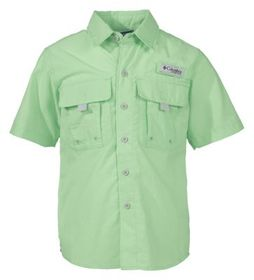 Columbia Bahama Button-Down Short-Sleeve Shirt for