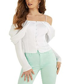 Yessica Off-The-Shoulder Blouse