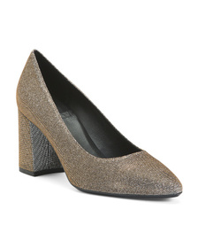 Made In Italy Sparkle Heels