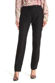 Valentino Silk Straight Leg Pants