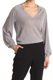 7 For All Mankind V-Neck Sweater