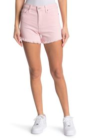7 For All Mankind High Waisted Shorts
