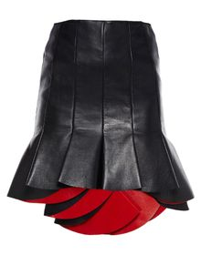 ALEXANDER MCQUEEN - Knee length skirt