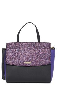 kate spade new york laurel way glitter contrast sa