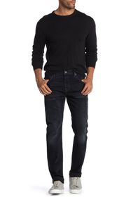 7 For All Mankind Adrien Straight Leg Jeans
