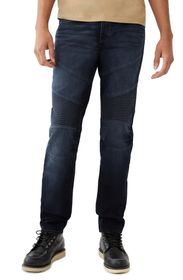 True Religion Moto-Style Slim Fit Jeans