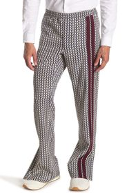 Valentino Side Stripe Pattern Pants