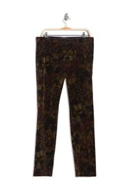 Valentino Straight Leg Pattern Trousers