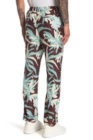 Valentino Plant Pull-On Pants