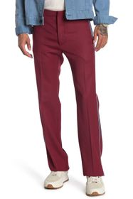 Valentino Wool Side Stripe Trousers