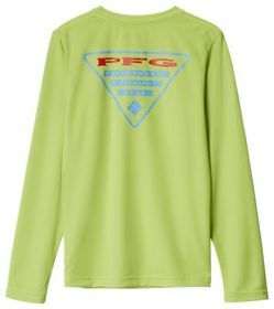 Columbia PFG Silhouette Series Long-Sleeve T-Shirt