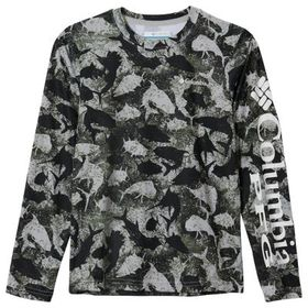 Columbia Super Terminal Tackle Inside Out Camo Lon
