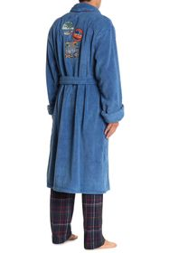 Tommy Bahama Solid Knit Robe