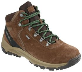 Merrell Erie Mid Waterproof Hiking Boots for Men