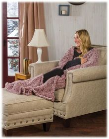 White River Foot Pocket Throw