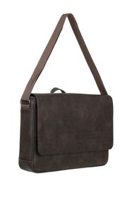 KENNETH COLE Grainy Vegan Leather Single Compartme
