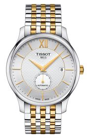 Tissot Men's Tradition Automatic Small Second Two-