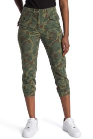 G-STAR RAW Army Camo Cropped Pants