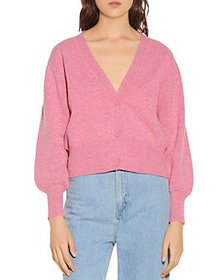 Sandro - Happy Wool Twinset Cardigan