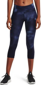 Under Armour UA Fly Fast Printed Crop Tights - Wom