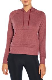 Jessica Simpson Coco Crop Pullover Hoodie