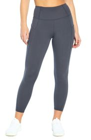 Jessica Simpson High Waisted Ankle Pocket Leggings