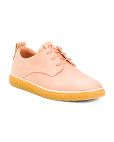 Comfort Leather Sneakers