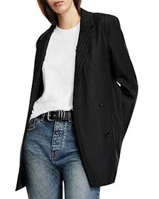 The Kooples - Double Breasted Wool Jacket